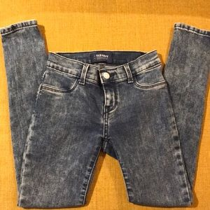 Old navy jeans for girls